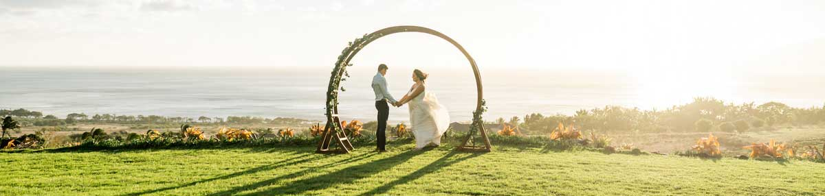 Our Favorite Places to Have a Maui Wedding