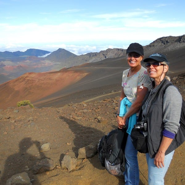 Hike Maui – 4 Mile Haleakala Crater Hike 8 Hours