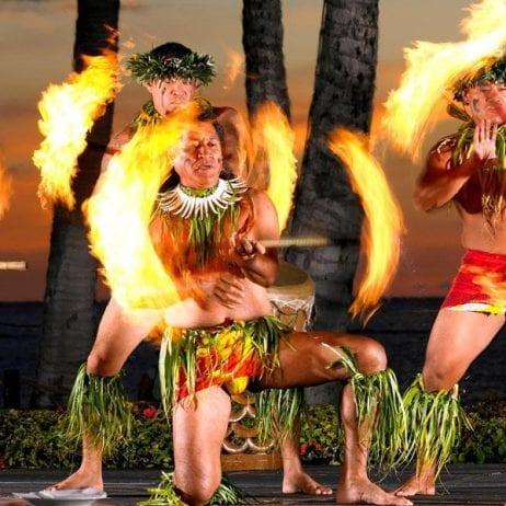 Royal Lahaina Luau, Royal Lahaina Resort 1801