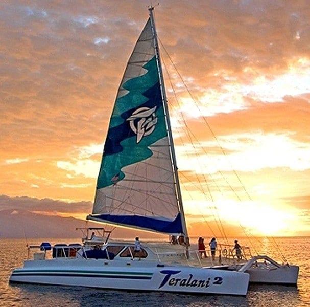 Teralani Sunset Sail 1745