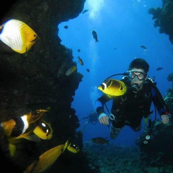 Extended Horizons – 2 Tank Lanai Dive