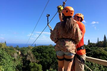 Jungle Zipline Maui