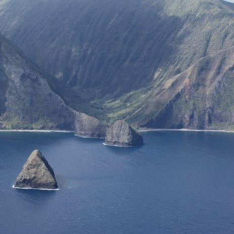 Air Maui Helicopters - West Maui and Molokai - 45 or 60 Minutes (WM Mountains)