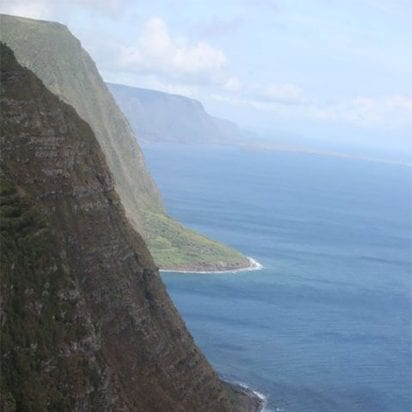 Air Maui Helicopters - West Maui and Molokai - 45 or 60 Minutes (Maui Mountains)