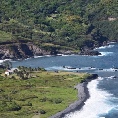 Air Maui Helicopters - West Maui and Molokai - 45 or 60 Minutes (Molokai)
