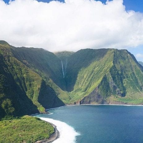Air Maui Helicopters - West Maui and Molokai - 45 or 60 Minutes (Heli Tours)