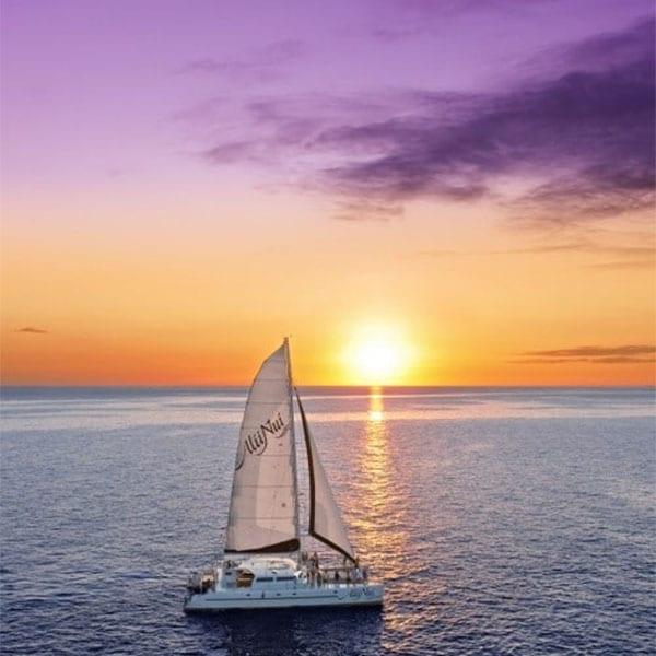 Alii Nui – Champagne Sunset Sail