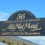 Alii Nui - Royal Feast Dinner Sail (Booth)