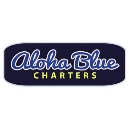 Aloha Blue Charters Hokua Bottom Fishing (Logo)