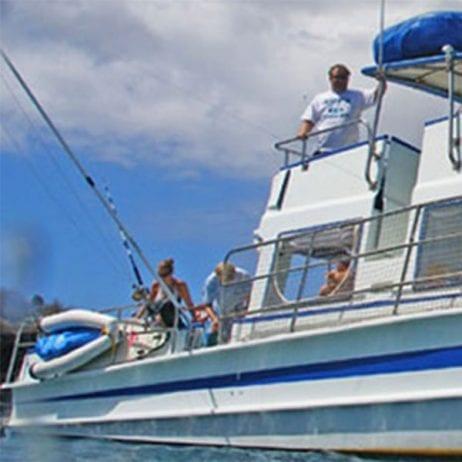 Aloha Blue Charters Hokua Bottom Fishing (Fishing Charter)