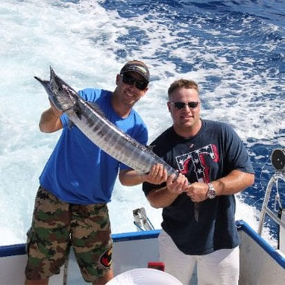 Aloha Blue Charters Hokua Bottom Fishing (Big Fish)