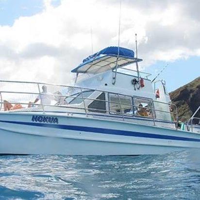 Aloha Blue Charters - Hokua Molokini Snorkel (Boat)