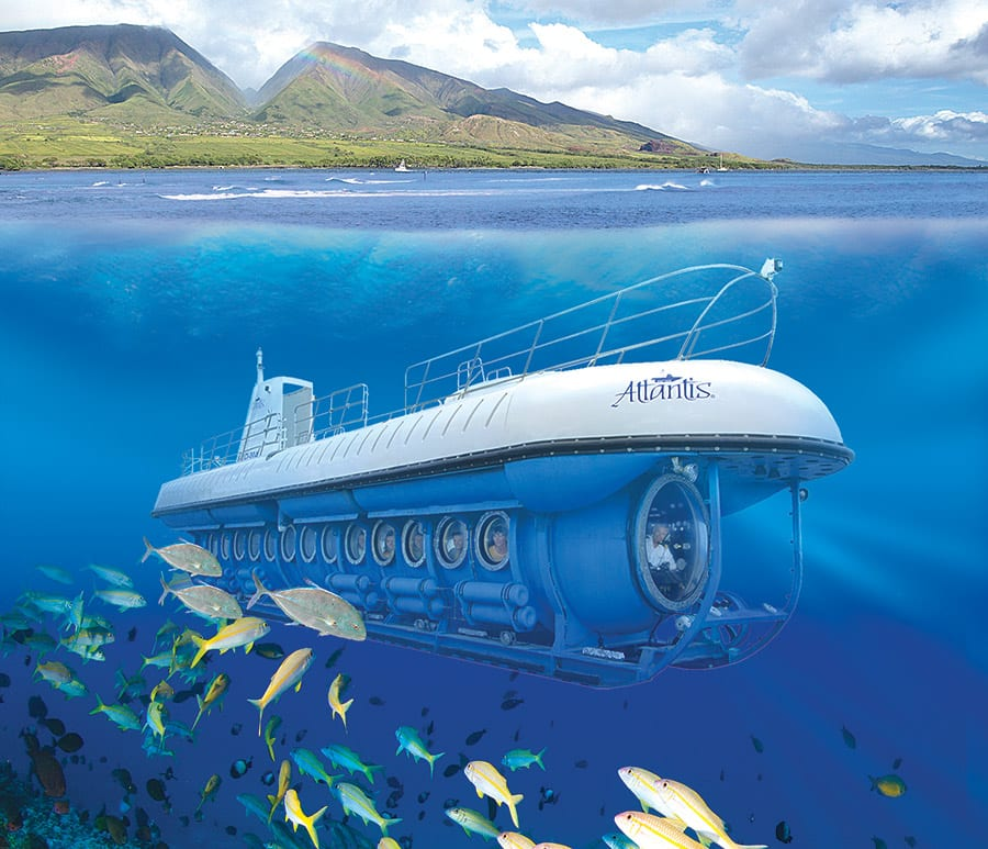 Atlantis Submarines Incredible Maui Adventures Maui
