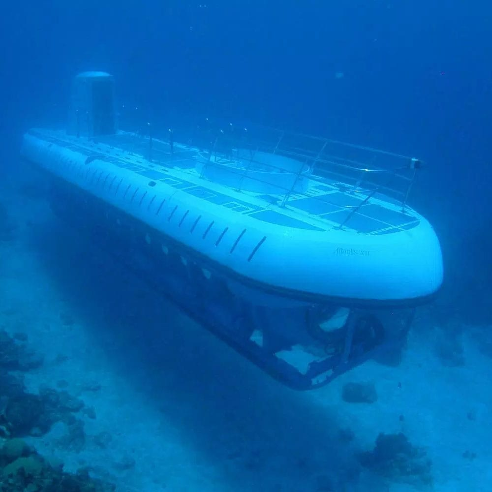 Atlantis Submarine – Maui Value Pass