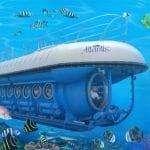 Atlantis Submarine - Maui Value Pass (Underwater Scene)