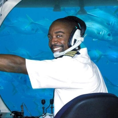 Atlantis Submarines (Helmsman)