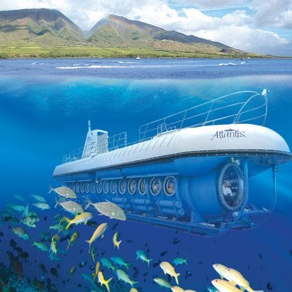 Atlantis Submarines (Fishes)