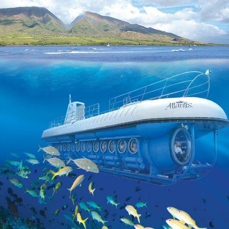 Atlantis Submarines (Fishes)