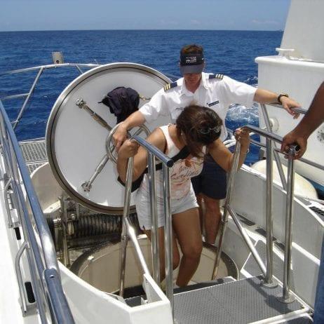 Atlantis Submarines (Behind the Scene)