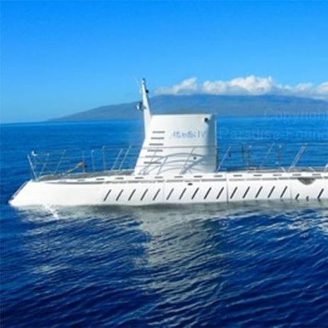 Atlantis Submarines (On Top)