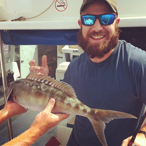 Aloha Blue Charters Hokua Bottom Fishing