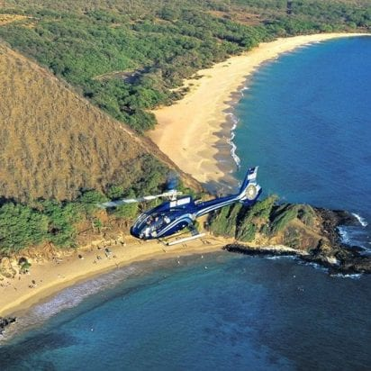 Blue Hawaiian Helicopters - Circle Island - 60 Minutes (West Maui)