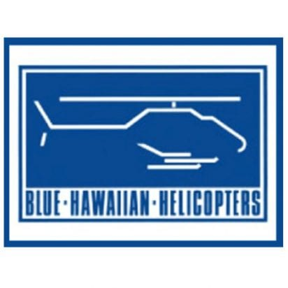 Blue Hawaiian Helicopters - Eco-Star Hana and Haleakala - 45 Minutes (Logo)