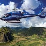 Blue Hawaiian Helicopters - Eco-Star Hana and Haleakala - 45 Minutes (WM Mountains)