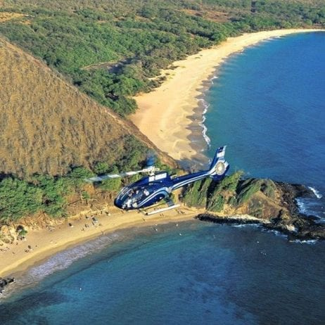 Blue Hawaiian Helicopters - Eco-Star Hana and Haleakala - 45 Minutes (Air Tours)