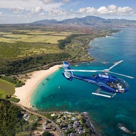 Blue Hawaiian Helicopters - Eco-Star Molokai - 45 Minutes (Air Tours)