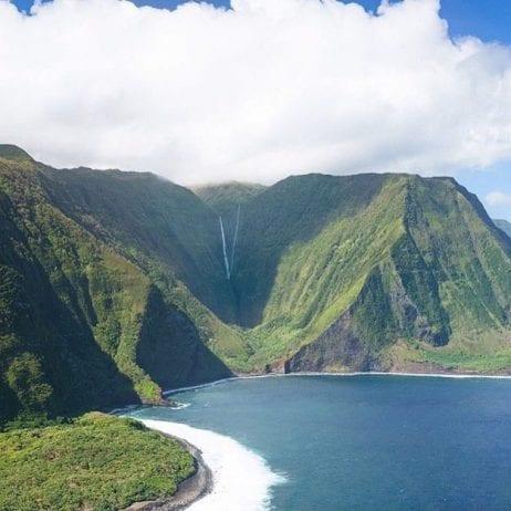Blue Hawaiian Helicopters - Eco-Star West Maui - 30 Minutes (WM Mountains)