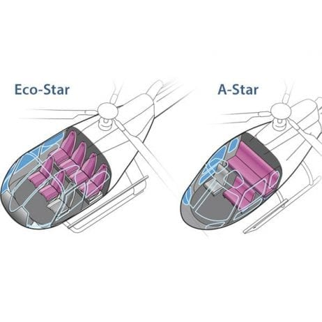 Blue Hawaiian Helicopters - Eco-Star West Maui - 30 Minutes (Seating)