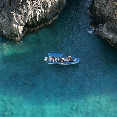 Blue Water Rafting - 5 12 Hour Kanaio Coast and Molokini Snorkel (Rafting)
