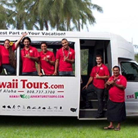 Discover Hawaii Tours - Volcano Tours to Big Island (Staff)