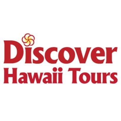 Discover Hawaii Tours - Volcano Tours to Big Island (Logo)