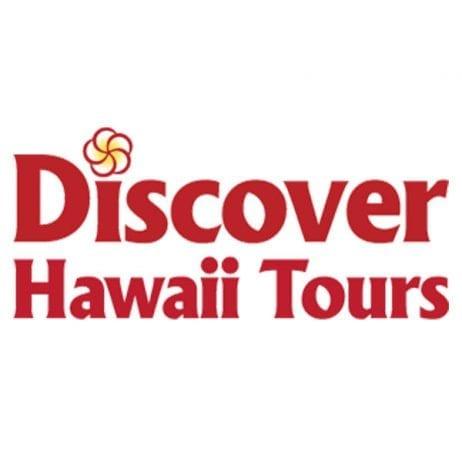 Discover Hawaii Tours - Volcano Tours to Big Island (Logo)