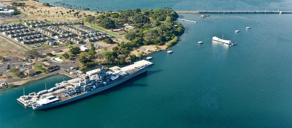 Discover Hawaii tours Pearl Harbour - 2797