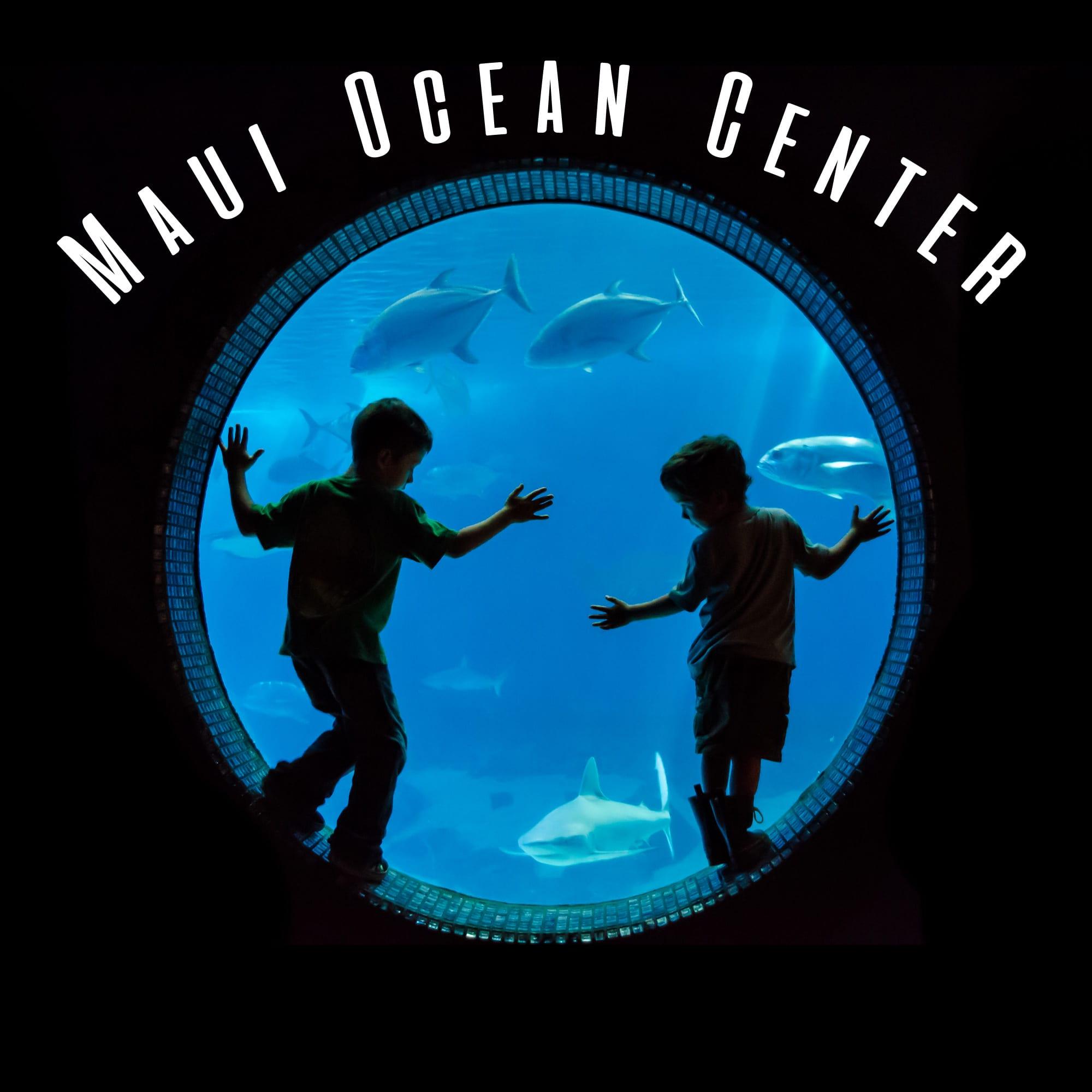 Maui Ocean Center Aquarium
