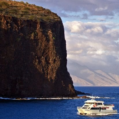 Expeditions - Lanai Jeep Excursion with Ferry (Ferry)