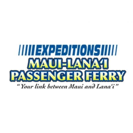 Expeditions - Lanai Jeep Excursion with Ferry (Logo)