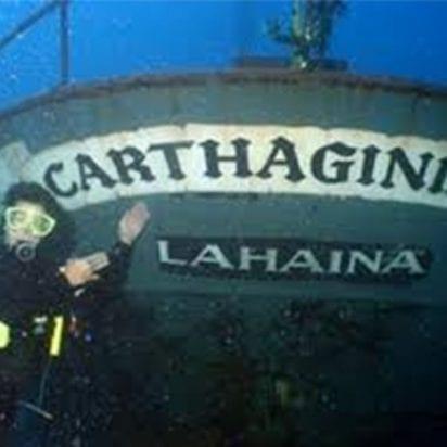 Extended Horizons - 2 Tank Lanai Dive (Carthaginian Ship)