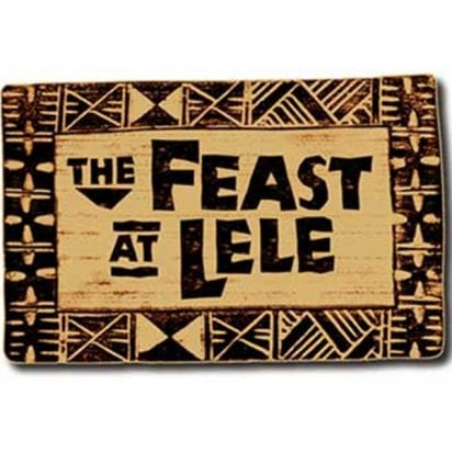 Feast at Lele (Logo)