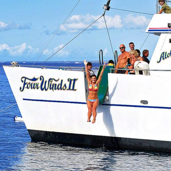 Four Winds Snorkeling – Morning Molokini Snorkel