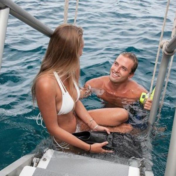 Gemini Charters – Kaanapali Snorkel Sail