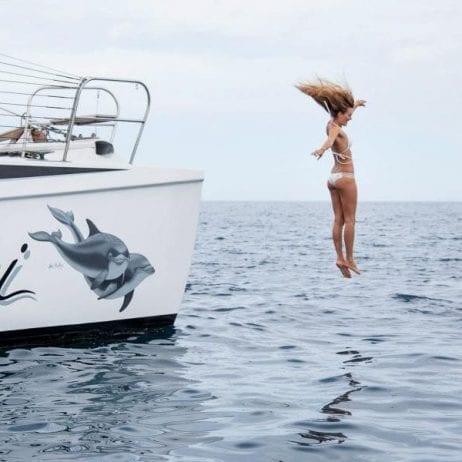 Gemini Charters - Kaanapali Snorkel Sail (Jump)