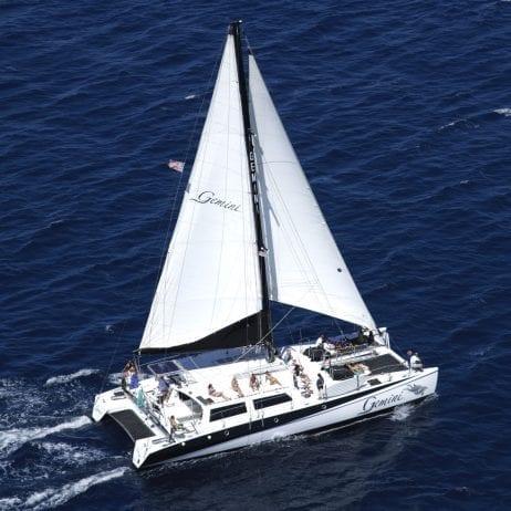 Gemini Charters - Kaanapali Snorkel Sail (Catamaran)