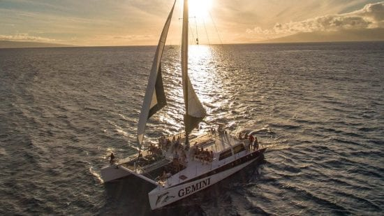 Gemini Charters - Private Charter (Per 2 Hours) (Sunset)