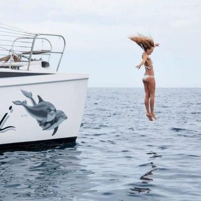Gemini Charters - Sunset Cocktail Sail (Jump)