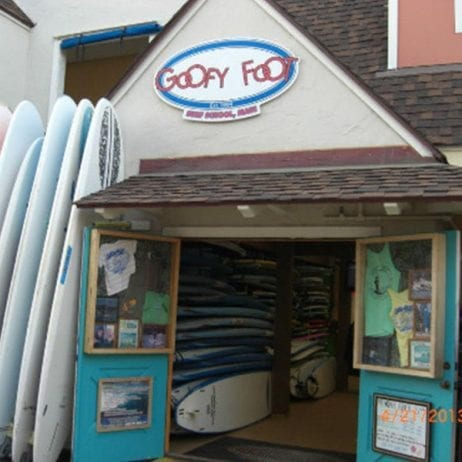 Goofy Foot Surf School - All Surf Lessons (Store)