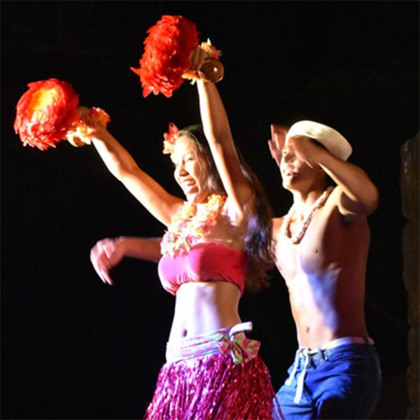 Grand Wailea Luau – Ultra Premium Seating